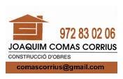 Construcció d'obres Corrius