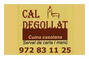 Restaurant Cal Degollat