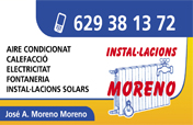 Instal·lacions Moreno