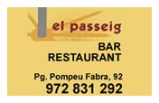 Restaurant Bar El Passeig