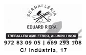 Serralleria Eduard Riera