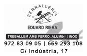Serralleria Eduard Riera