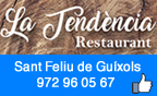 Restaurant La tendència Sant Feliu de Guíxols
