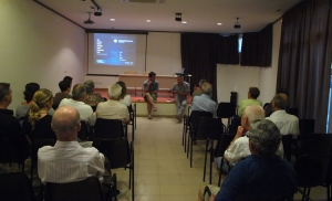 Presenten a Llagostera el documental sobre Sebastià Salellas