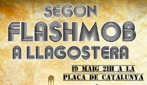 El II Flashmob de Festa Major escalfa motors