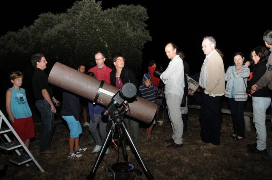 Observació al Mas Roig II